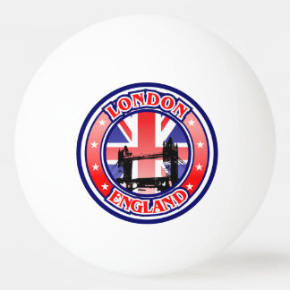 Balle De Ping Pong Pont de tour - Londres, R-U