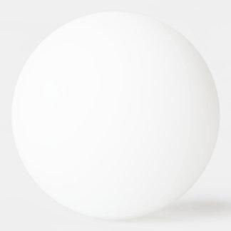Balle Tennis De Table Boule de ping-pong faite sur commande - une étoile