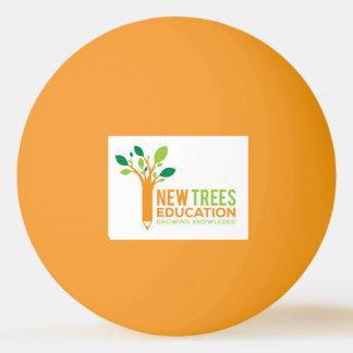 Balle Tennis De Table Nouvelle boule d'arbres de ping-pong
