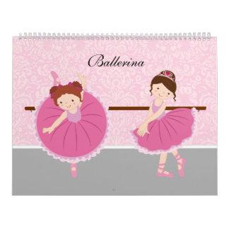 Ballerina Abreißkalender