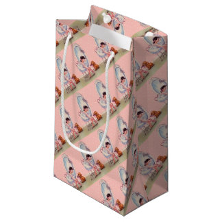 Ballerina-Geschenk-Verpackung Kleine Geschenktüte
