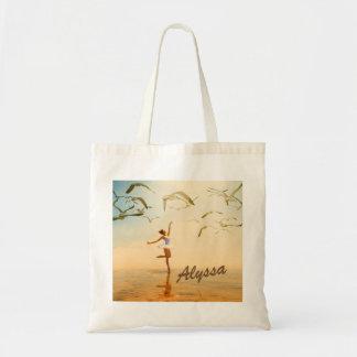 Ballerina-Taschen-Tasche Tragetasche