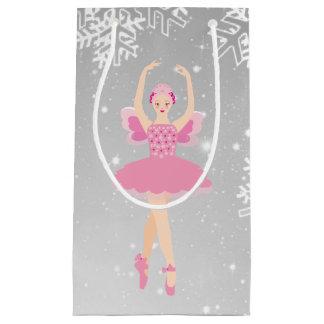 Ballerina-und Kleine Geschenktüte
