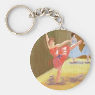 Ballerinen Schlüsselanhänger