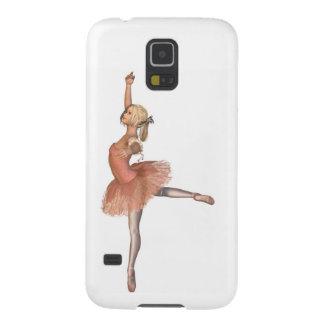 Ballett-Leistung - Haltungs-Pose Samsung S5 Hülle