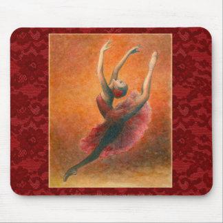 Ballett-Mausunterlage - Don Quichote Kitri Mauspads