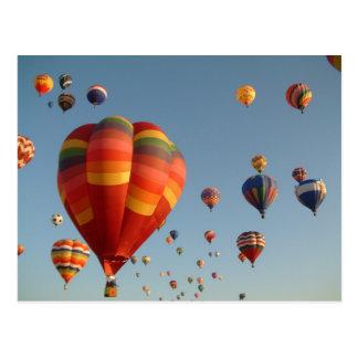 Ballon ABQ-2005-3 Postkarte