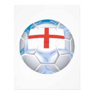 Ballon de football anglais prospectus