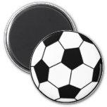 Ballon de football magnets