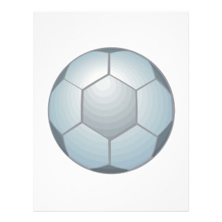 Ballon de football tract customisé