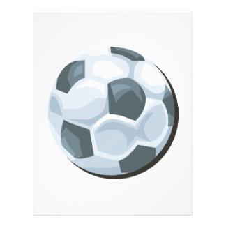 Ballon de football prospectus customisé