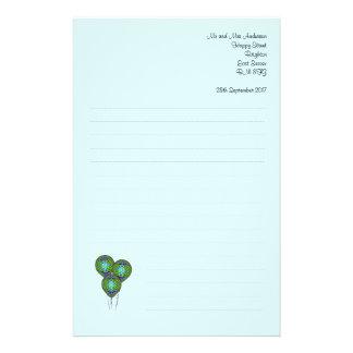 Ballon-Papier Briefpapier