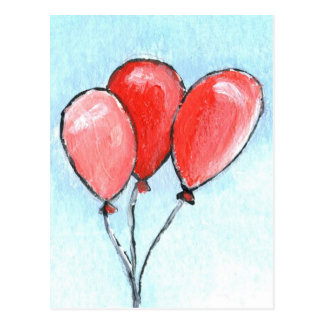Ballone Postkarte