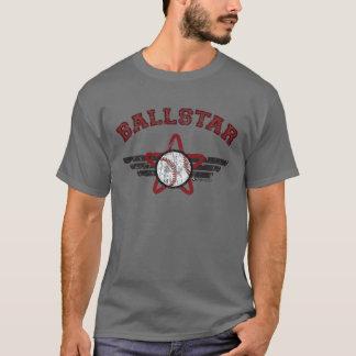 BALLSTAR BASEBALL-T - SHIRT
