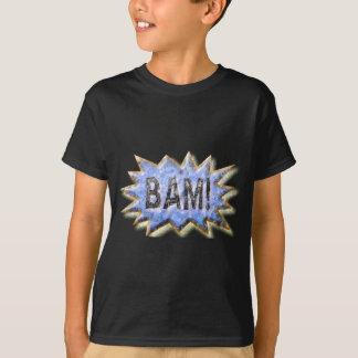 Bam! Beunruhigte Blick Emeril Schürze T-Shirt