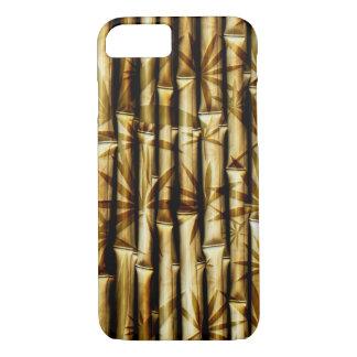 Bambus-Entwürfe iPhone 7 Hülle