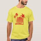 bananaharvest - Palm sun T-Shirt