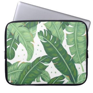 Banane verlässt Laptop-Hülsen Laptop Sleeve