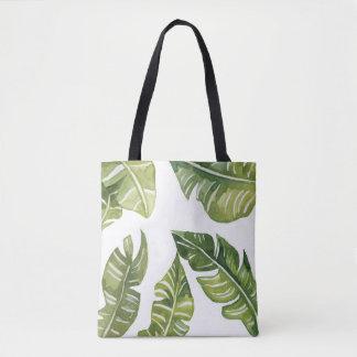 Banane verlässt Taschen-Tasche Tasche