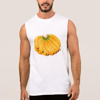 Bananen Ärmelloses Shirt