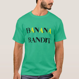 Bananen-Bandit! Veganes T-Shirt