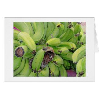 """Bananen-"" Karte Pauls McGehee"