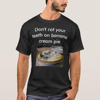 Bananen-Sahnetorte T-Shirt