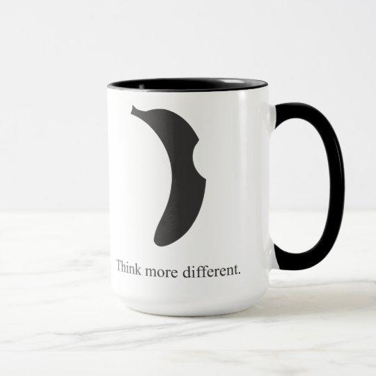 Bananenlogo-Kaffee-Tasse Tasse