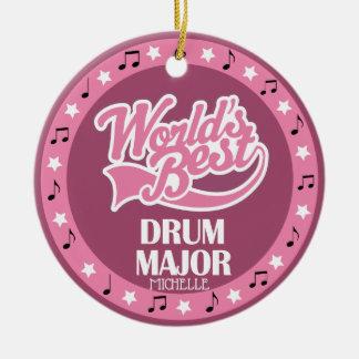 Band-Geschenk Tambourmajor-Verzierung für sie Keramik Ornament