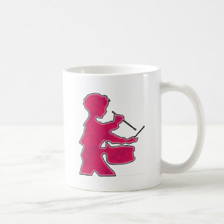 Band-Junge Kaffeetasse