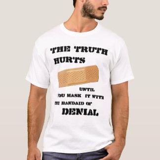 Bandaid der Ablehnung T-Shirt