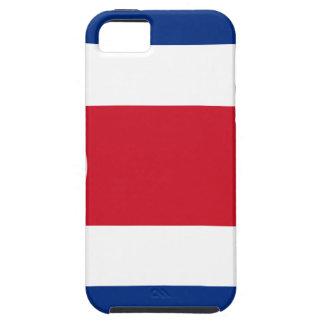 Bandera De Costa Rica - Flagge von Costa Rica iPhone 5 Schutzhülle