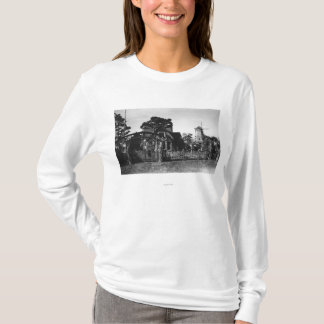 Bandon, Zuhause-Auto-Park Oregons Natureland T-Shirt