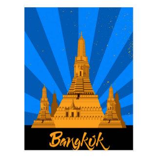 Bangkok Postkarte