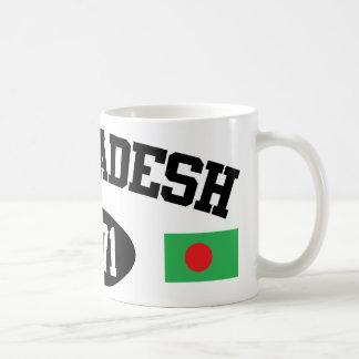 Bangladesch 1971 tasse