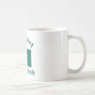 Bangladesch-Entwurf Kaffeetasse