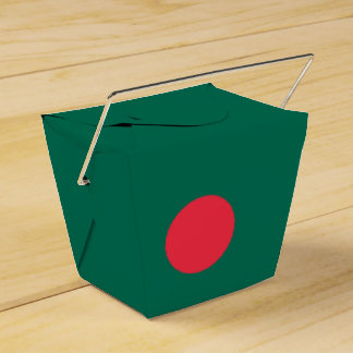 Bangladesch-Flagge Geschenkschachtel