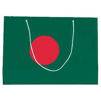Bangladesch-Flagge Große Geschenktüte