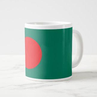 Bangladesch-Flagge Jumbo-Tasse