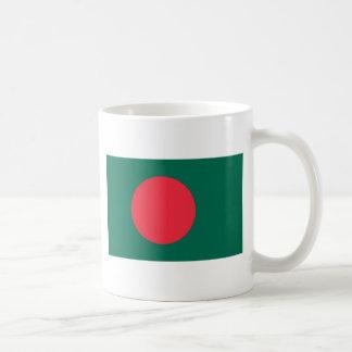 Bangladesch-Flagge Kaffeetasse