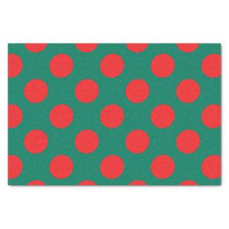 Bangladesch-Flagge Seidenpapier
