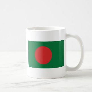 Bangladesch-Flagge Tasse