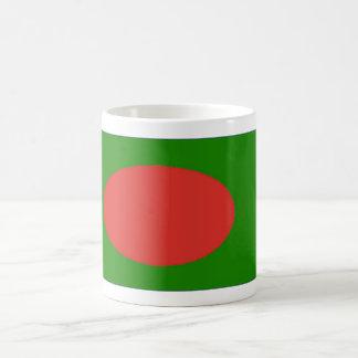 Bangladesch-Flaggenkaffee Tasse