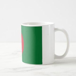 Bangladesch-Staatsflagge Kaffeetasse