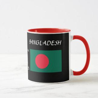 Bangladesch-Wappen-Tasse Tasse