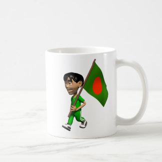 Bangladeschischer Junge Tasse