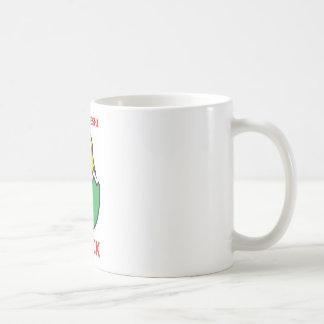 Bangladeschisches Küken Kaffeetasse