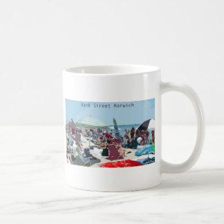 Bank-Straße Harwich Kaffeetasse