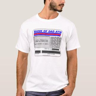 Bank von Vati ATM T-Shirt