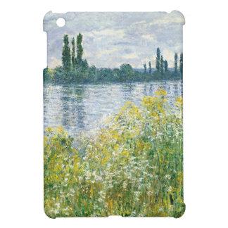 Banken Claude Monets | der Seines, Vetheuil, 1880 iPad Mini Hülle